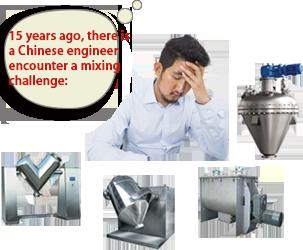15年前一个中国工程师遇到了一个混合难题