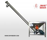 JHC Screw Powder Feeding conveyor Machine