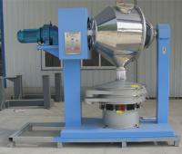 Mixing-Sieving machine was Bought by Powder Metallurgy Company from Chengdu