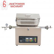 1200.C laboratory electric 3 zone tube furnace for heating treatment