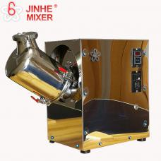 JHT Small Laboratory Drum Mixer Machine