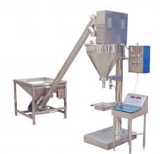 JHPS Semi-Auto Powder Filling Packing Machine