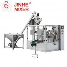 JHZP Full Automatic Granules Zipper Packing Machine