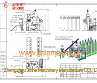 JHL1500 tea coffee powder auto line
