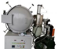 Vacuum 1200C-1800C high temperature furnace