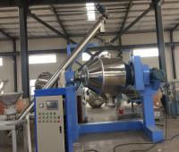 Mongolia fine coffee powder customer purchase two JHX1500 automatic line