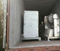Thailand customer purchase 12sets of JHX-P pharmacy powder spray mixers