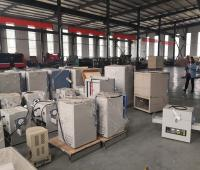 1200℃ high Working Temperature vaccum furnace ship to France