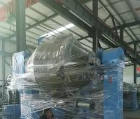 Delivery of 4sets JHX2000 metallurgy powder mixer to Indian customer