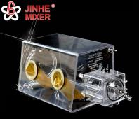 Acrylic Laboratory Glove Box