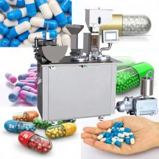 Pharmaceutical Capsule Filling Machine Manufacturer China