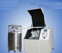JINHE low temperature Liquid nitrogen Planetery ball mill
