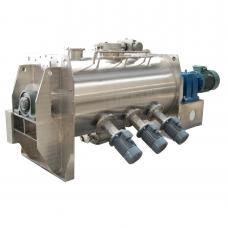 JHG Plough Continuous Mixing Machine