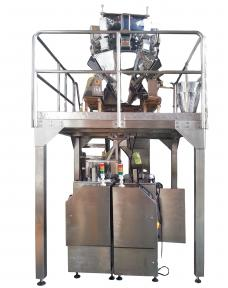 JHZPS JHZPH zipper bag auto package machine