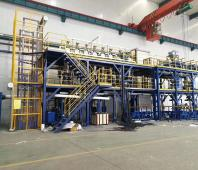 JINHE brand Powder Processing line model one
